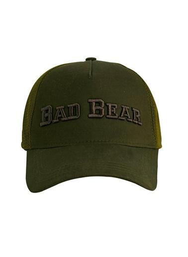 Bad Bear Bad Bear Unısex Şapka 19.02.42.002 Haki